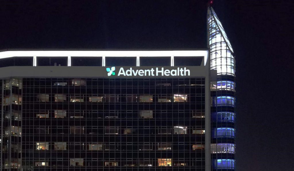 Advent Health Interior/Exterior Signage