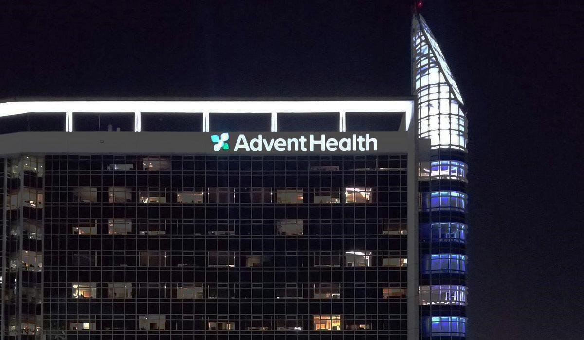 Advent Health Interior/Exterior Signage