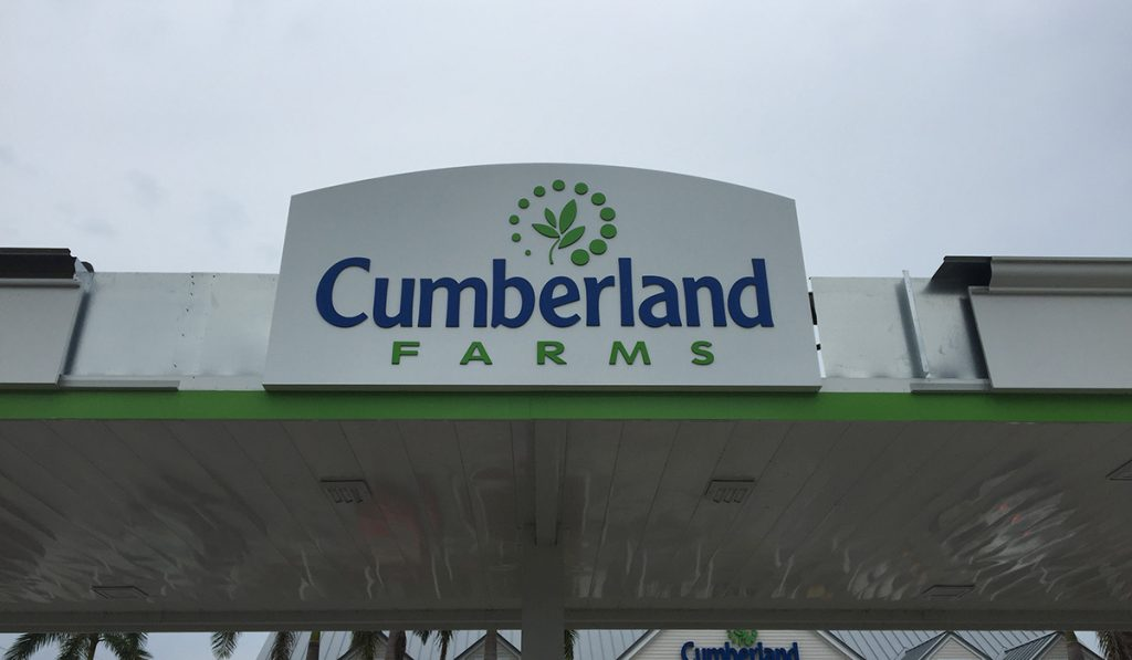 Cumberland Farms Signage