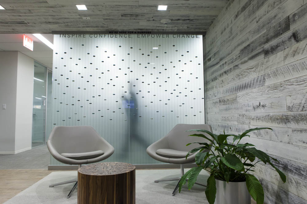 KPMG Interior/Exterior Signage