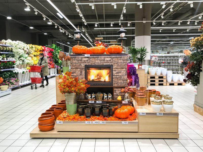 retail brand implementation